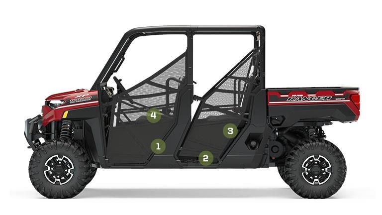 Polaris RANGER CREW  XP 1000 2019