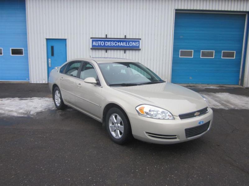 ChevroletImpala2008140 000 Km$5,999