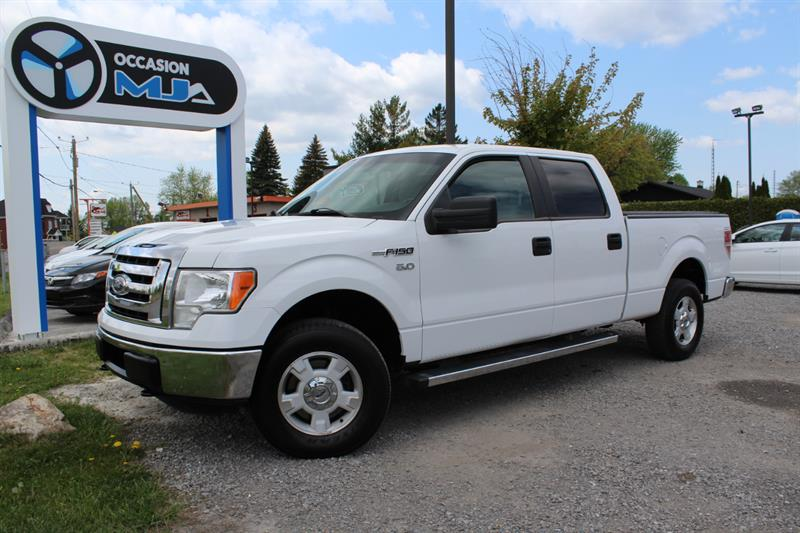 Ford F-150 2012 4WD SuperCrew #A6569