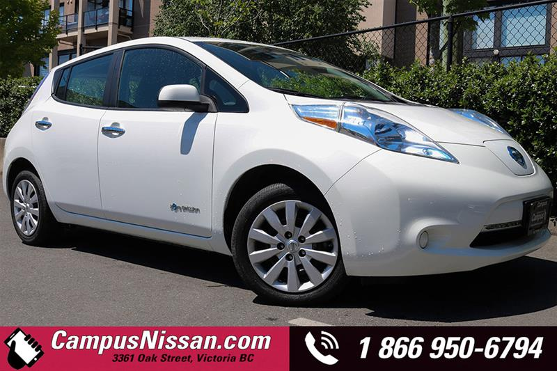 2015 Nissan Leaf S Hatchback - SUPER LOW KM #JN2890