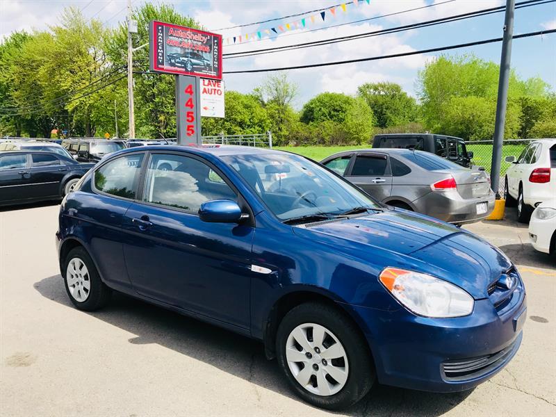 Hyundai Accent 2010 Hatchback-Manuel-Tres Economique #94624-2