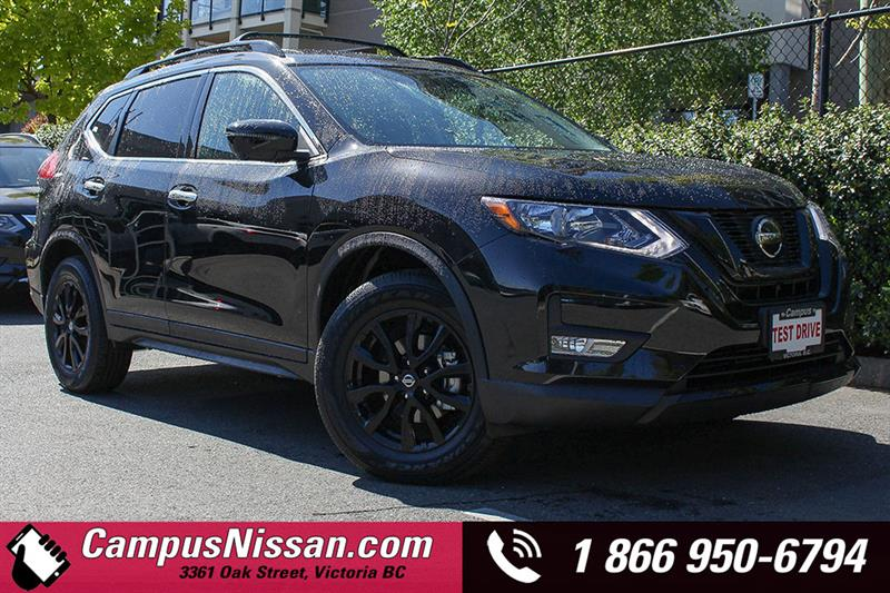 2018 Nissan Rogue Midnight Edition
