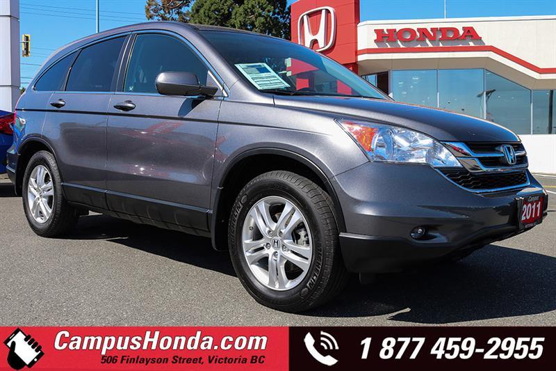 2011 Honda CR-V EX-L AWD #18-0622A