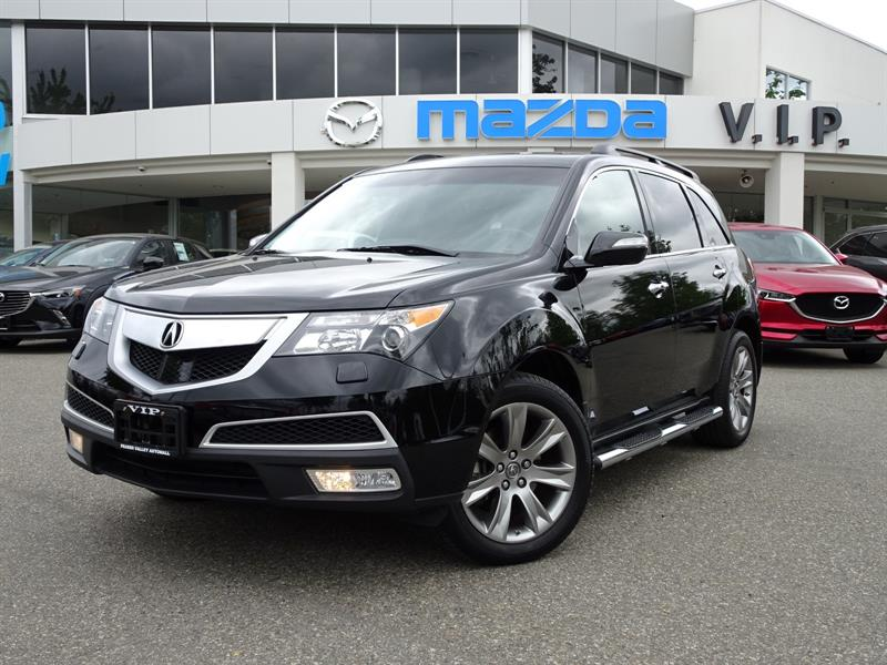 2011 Acura MDX LEATHER, LOADED #B8370