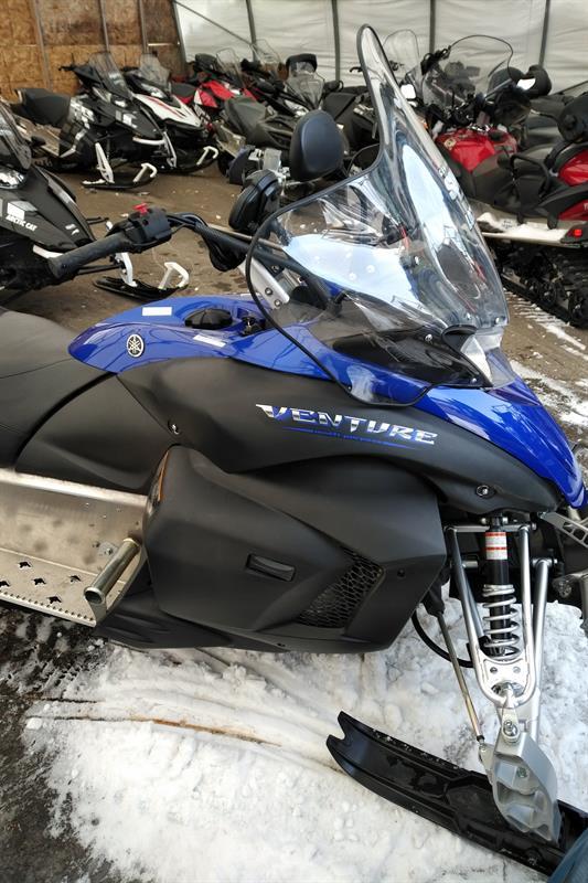 Yamaha VENTURE MP 2017