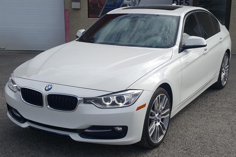 BMW 3 Series 2014 328d DIESEL, xDrive ,M package #6083