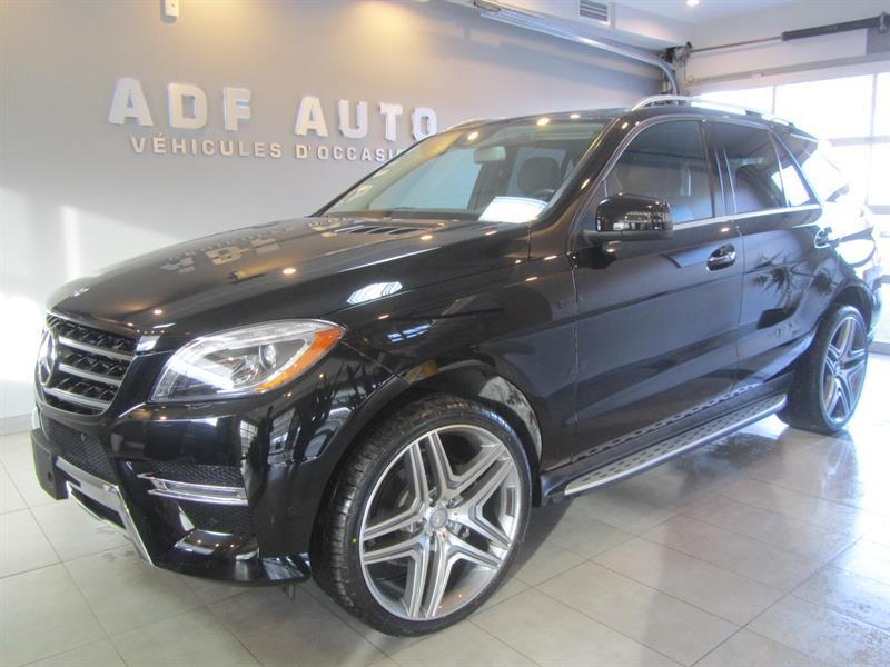 Mercedes-Benz M-Class 2015  ML350 BLUETEC 4MATIC / AMG SPORT PACKAGE  #4295