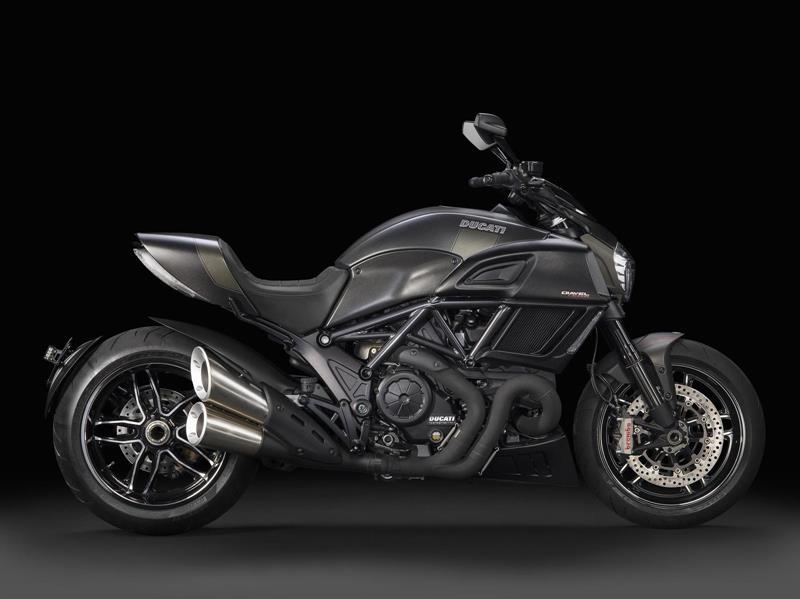 Ducati Diavel 2018