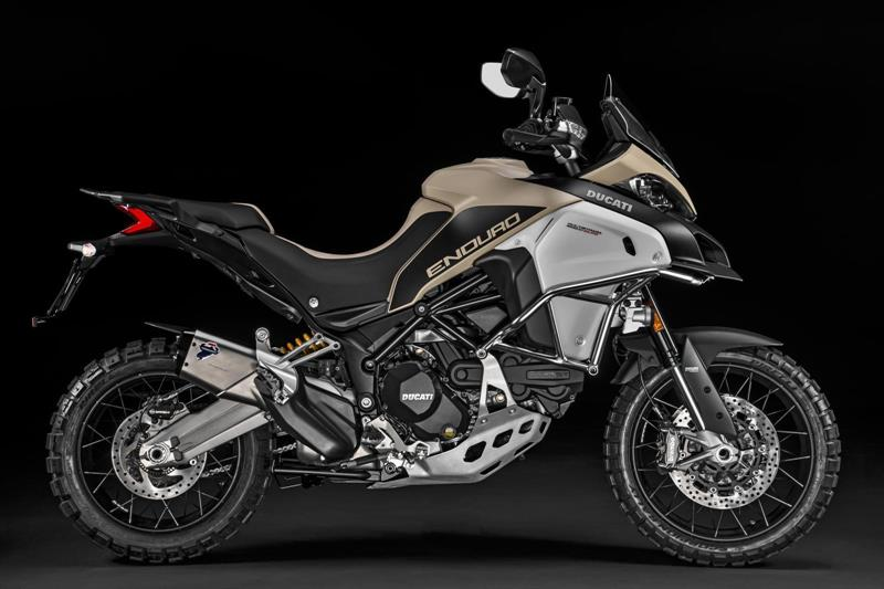 Ducati Multistrada 1200 2018
