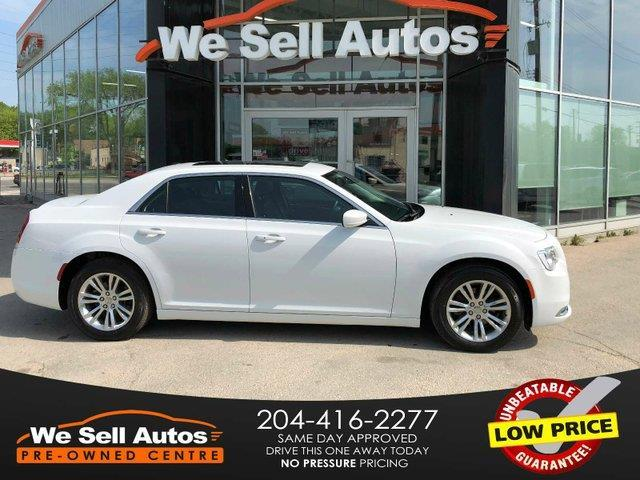 2017 Chrysler 300 Touring #17C324062
