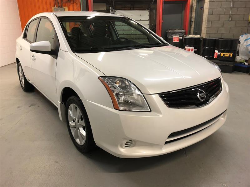 Nissan Sentra 2012 BAS KM 49 758KM!! MAGS,DÉMARREUR À DISTANCE #455-