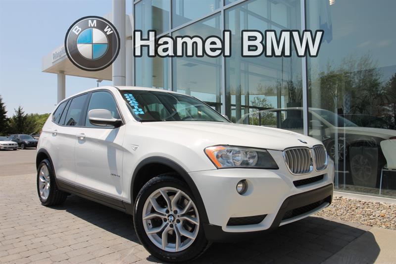 2014 BMW X3 AWD 4dr xDrive28i 2,9% 84 MOIS #U18-088