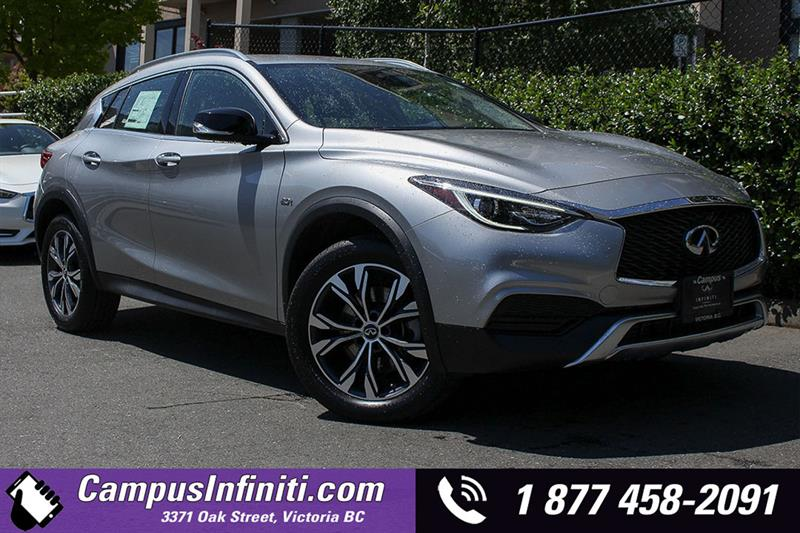 2018 Infiniti QX30 Base All-Wheel Drive #18-QX3005