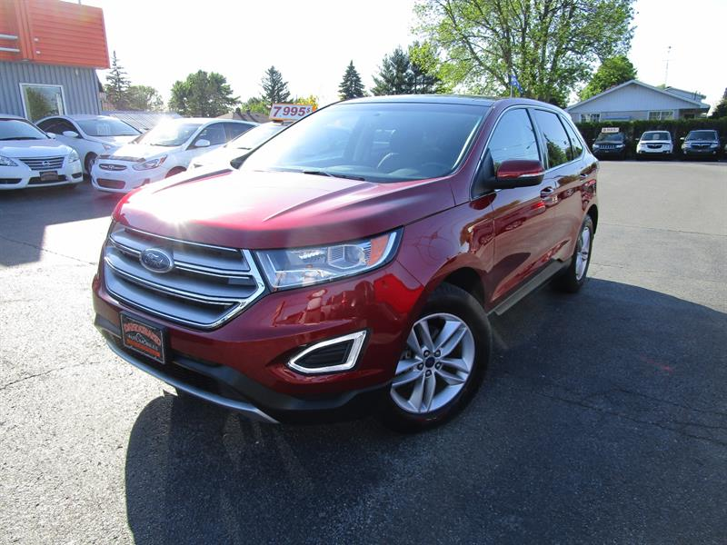 Ford EDGE 2015 4dr SEL FWD #2340a