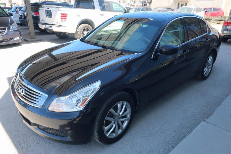 2009 Infiniti G 37X AWD Sedan LOADED #2009G37XAWD