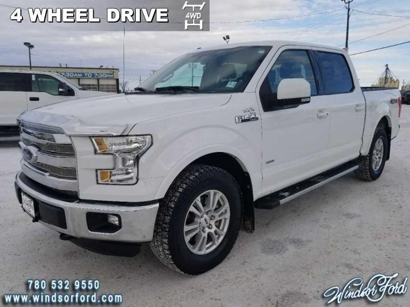 2015 Ford F-150 Lariat  - Leather Seats - #T1816