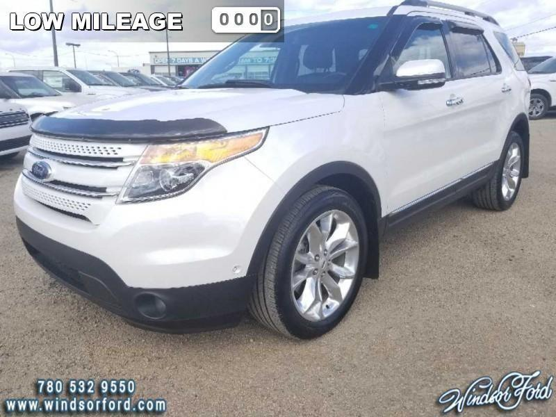2013 Ford Explorer LIMITED  - Leather Seats  #RT0497A