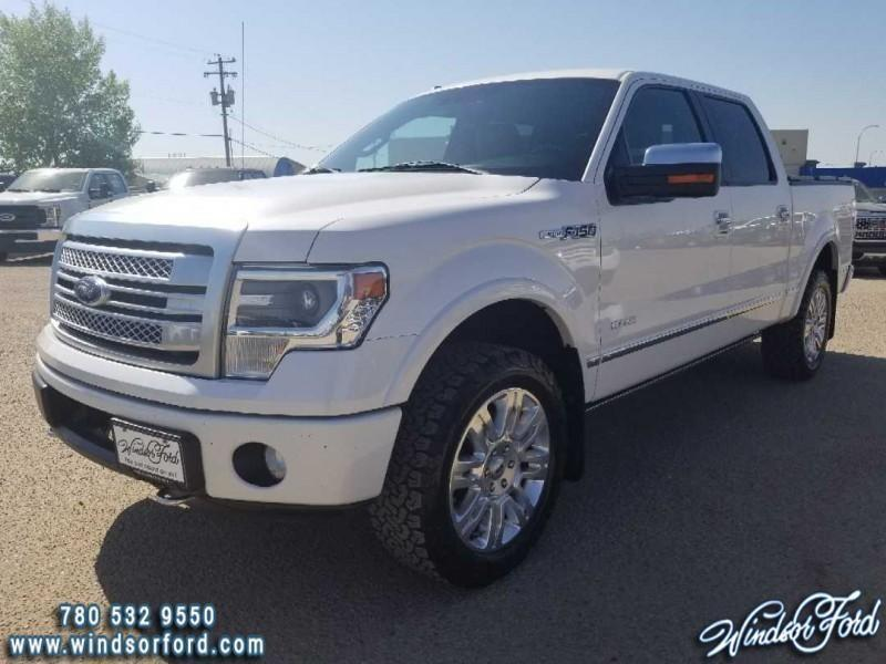 2013 Ford F-150 Platinum #RT0697A