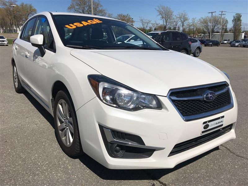 Subaru Impreza 2015 2.0i Touring Package #15284A