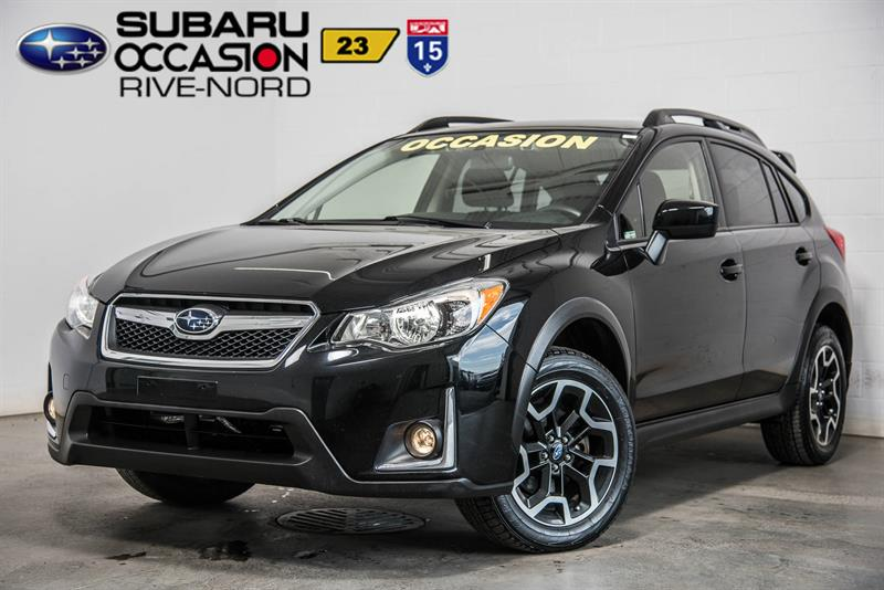 Subaru Crosstrek 2016 Sport EyeSight TOIT.OUVRANT+HID+CAM.REC #942992