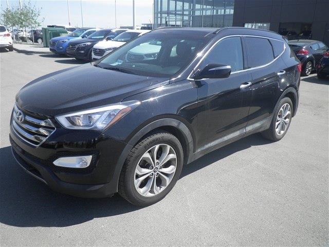 Hyundai Santa Fe Sport 1