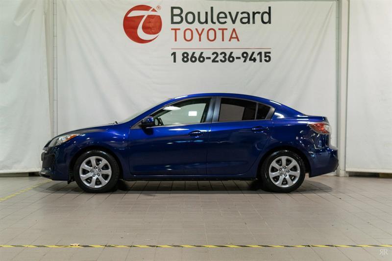 Mazda MAZDA3 2012 *GX A/C MANUELLE* #81579B