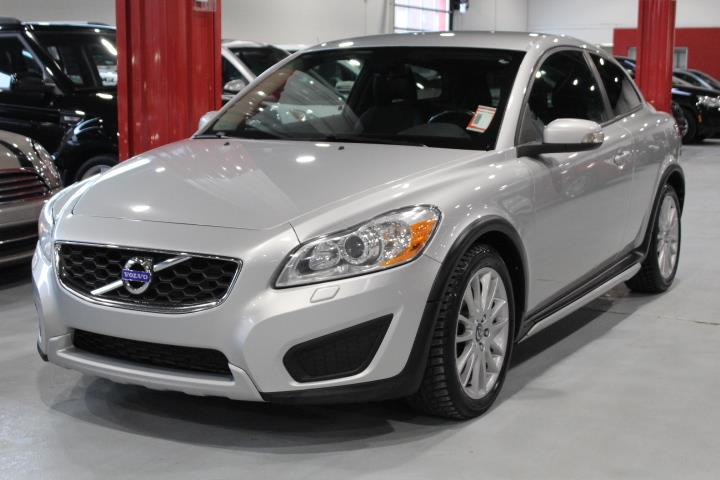Volvo C30 2012 T5 2D Hatchback 6sp #0000000595