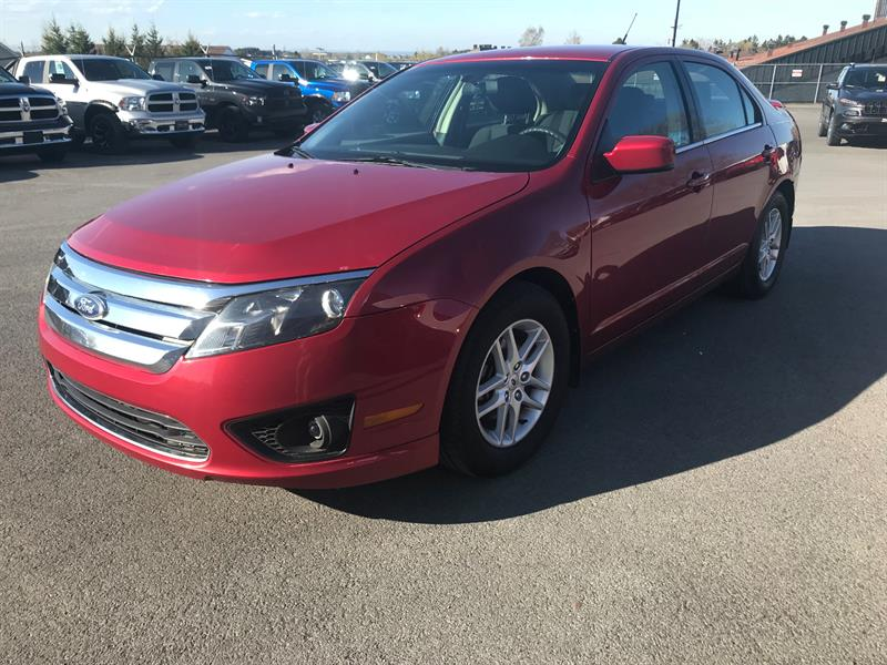 Ford Fusion 2011 4dr Sdn I4 SE FWD #acco George
