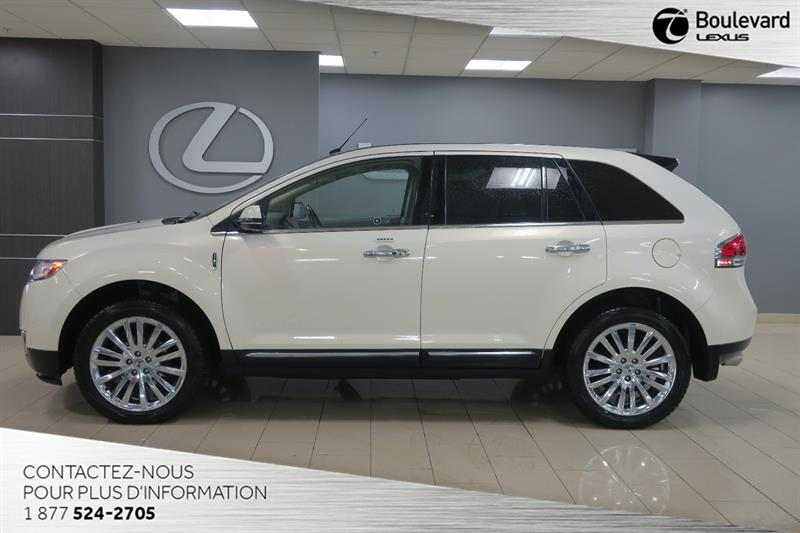 Lincoln MKX 2013 AWD TOIT PANO CUIR GPS #14511A