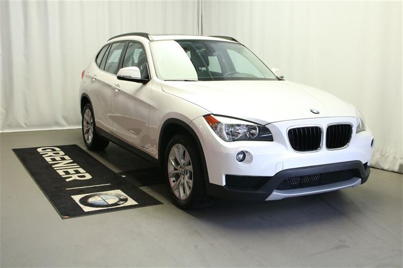 BMW X1 2014 xDrive28i premium package #B0329