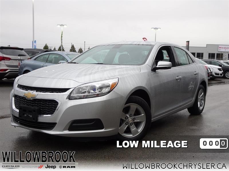 2016 Chevrolet Malibu Limited LT  - Low Mileage #17R183B
