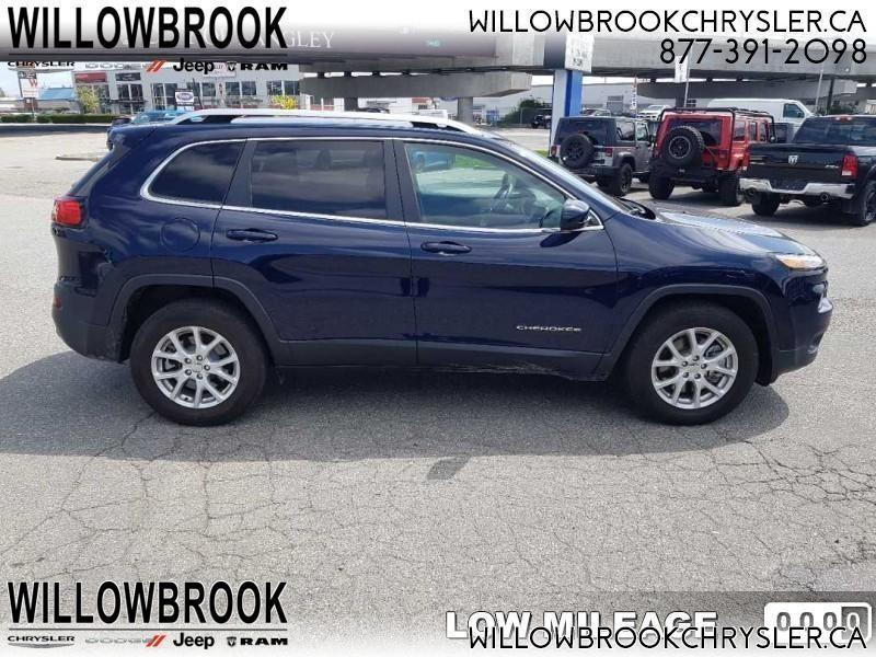 2016 Jeep Cherokee North  - Low Mileage #17UP402A