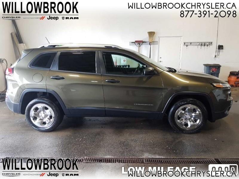 2014 Jeep Cherokee Sport  - Low Mileage #18J176A