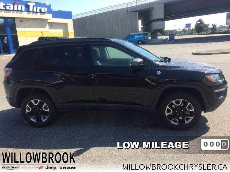 2017 Jeep Compass Trailhawk  - Low Mileage #18UP250