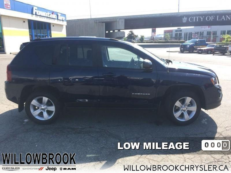2016 Jeep Compass High Altitude  - Low Mile #18UP249