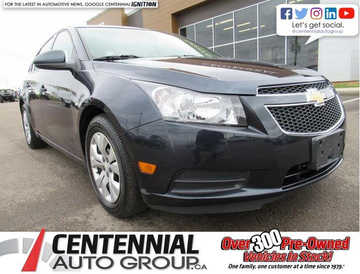 2014 Chevrolet Cruze LT | Remote Start | Bluetooth #U496