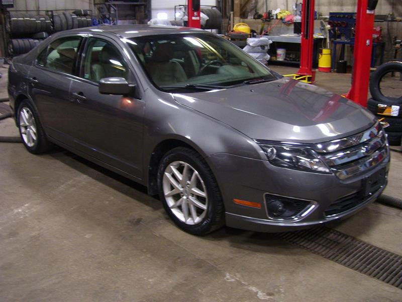 2010 Ford Fusion SEL #UCD648