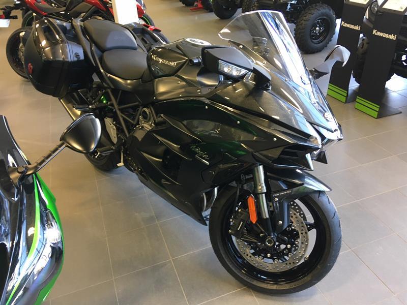 Kawasaki Ninja H2 2018