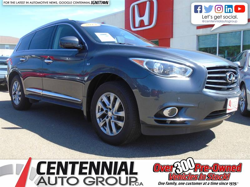 2014 Infiniti Qx60 AWD | V6 | Bluetooth | Navigation #U1697