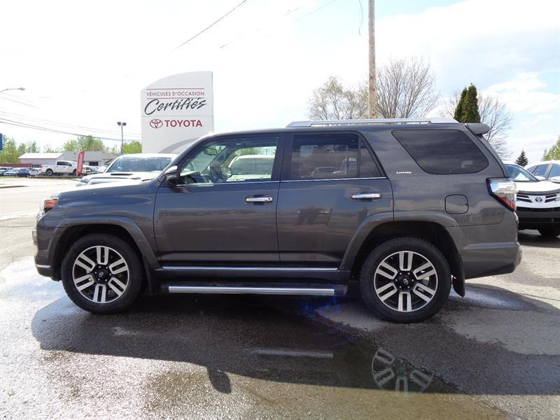 Toyota 4Runner 2015 4WD LIMITED 7 PASSAGERS #11751aa