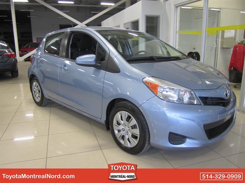 Toyota Yaris 2014 HB LE Aut/Ac/Vitres,Portes,Miroirs Electriques  #3184 AT