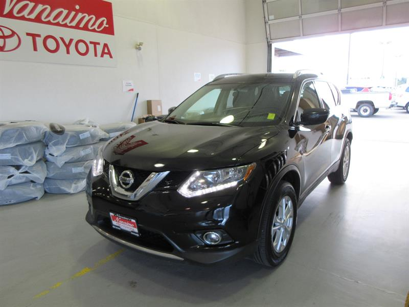 2016 Nissan Rogue AWD 4dr #19802AOR