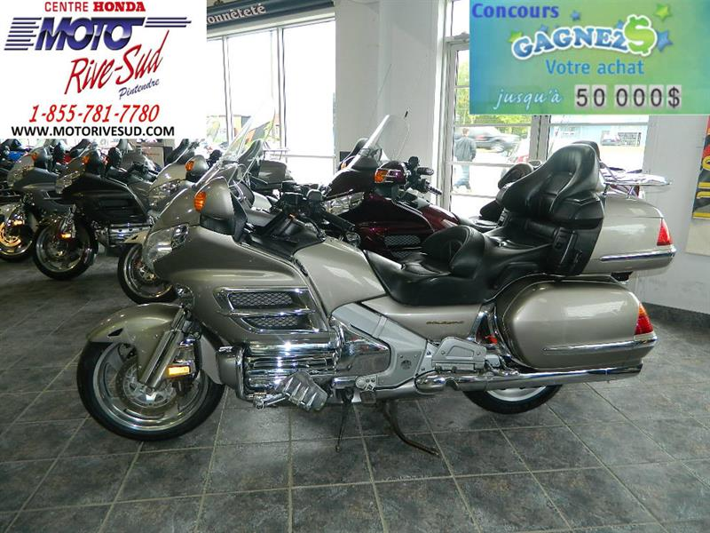 Honda GL 1800 GOLDWING 2003