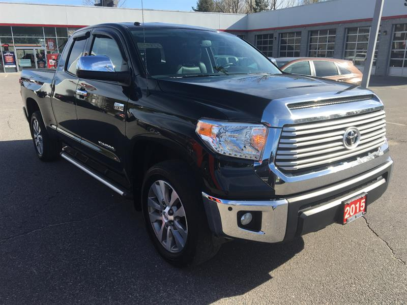 2015 Toyota Tundra 4WD Truck DBL CAB LIMITED #N18178A