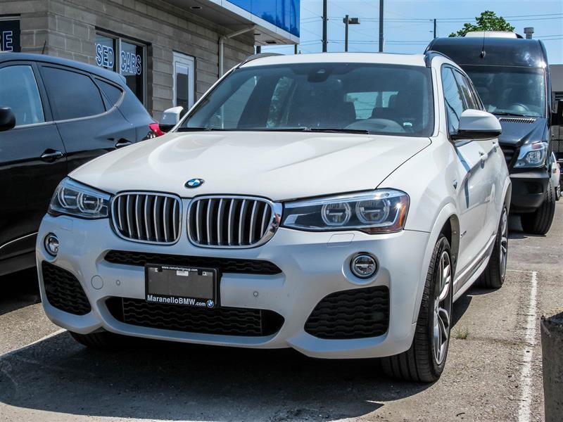 2016 BMW X3 1 OWNER #64845
