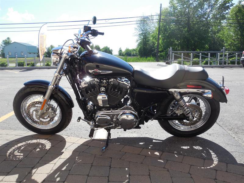 Harley Davidson Xl 1200c Occasion A Vendre A Mascouche