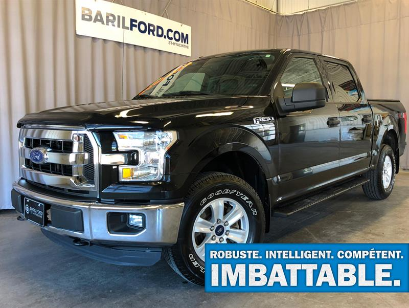 Ford F-150 2015 4WD SuperCrew 145 XLT #80396a