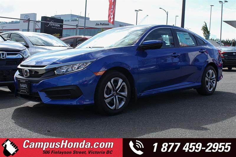 2018 Honda Civic LX #18-0435