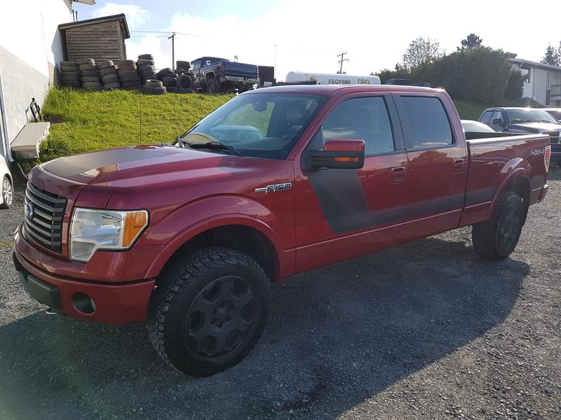 Ford F-150 2010 SuperCrew