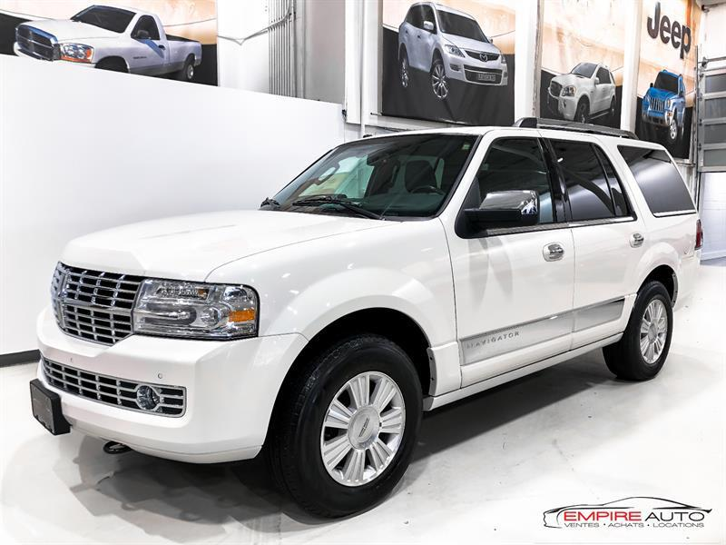 Lincoln Navigator 2014 7 PASSAGERS GPS NAV 4WD #A6385